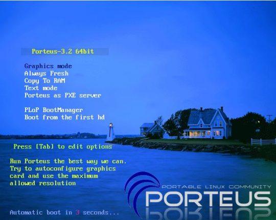 OS Porteus